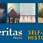 Veritas Press Self-Paced History #hsreviews