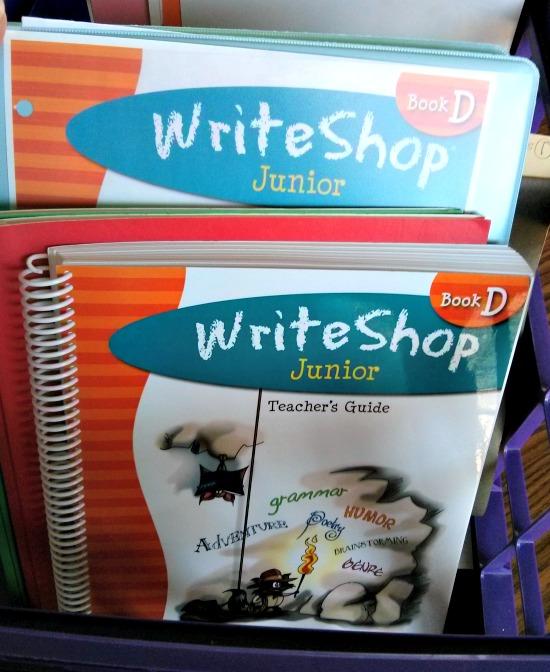 WriteShop Junior Book D Teachers Guide