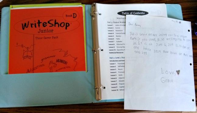 WriteShop Junior Book D