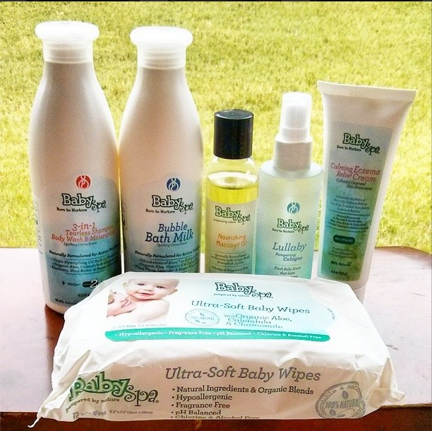 Natural Skin Care Products: Natural Skin Care For Babies And Kids From BabySpa
