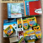 Back to (Home) School Supplies (and a giveaway!)