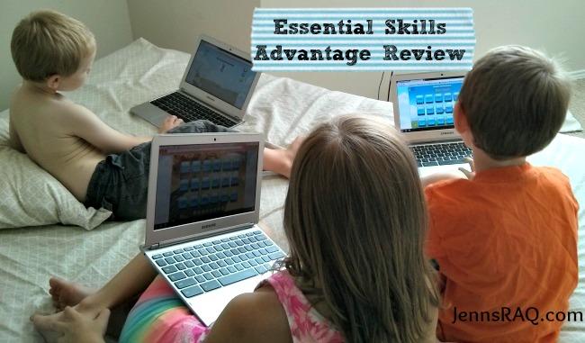 Essential Skills Advantage Language Arts Online Program Review
