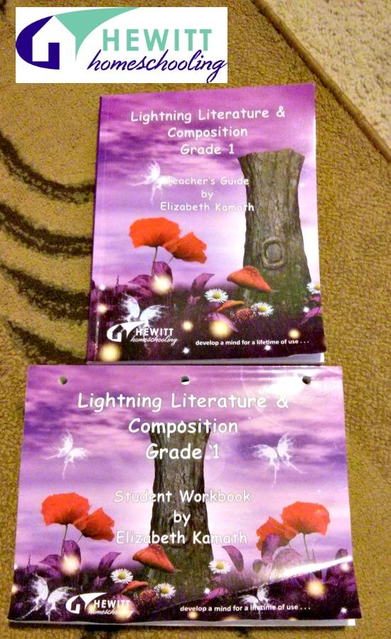 Hewitt Homeschooling Lightning Literature and Composition Grade 1