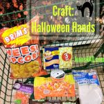 Halloween Hands – A Dollar Tree Craft!