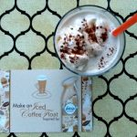 Make Your Own Iced Coffee Floats