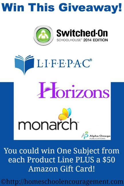 alpha omega publications giveaway