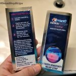 No More Pain with Crest Sensi-Stop Strips