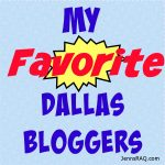 My Favorite Dallas Bloggers