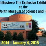 MythBusters: The Explosive Exhibition in Fort Worth