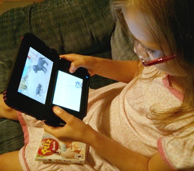 Petz Beach Nintendo 3DS Game Review