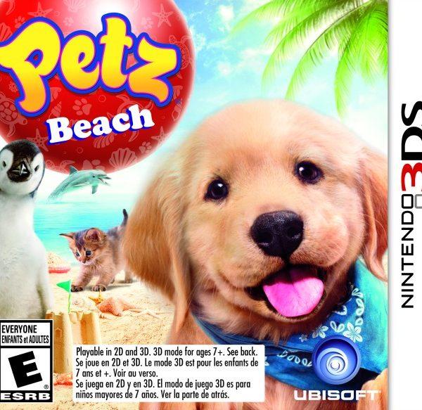 Petz Beach for Nintendo 3DS