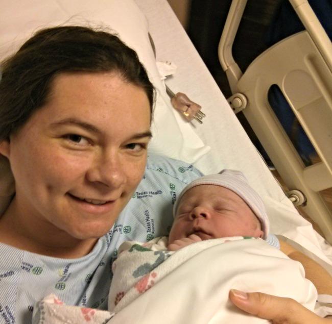 JennsRAQ 11 pound vbac baby