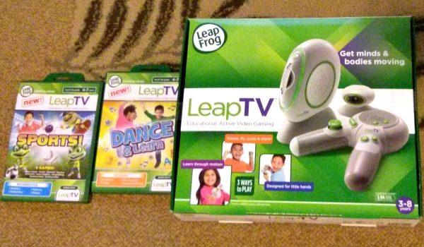 Hot Gift Idea: #LeapTV