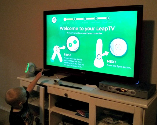 Welcome to Your LeapTV