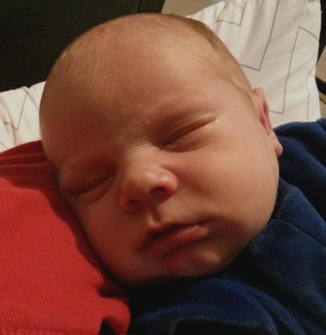 ethan sleeping again