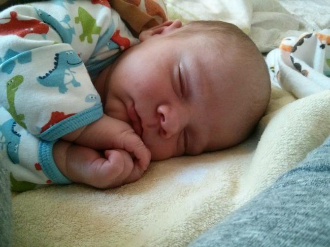 ethan sleeping