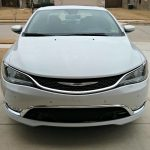 Safe Travels in the 2015 Chrysler 200C #DriveChrysler200