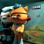 Octonauts at SEA LIFE Grapevine Aquarium until 12/21