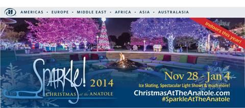 sparkle at the anatole dallas