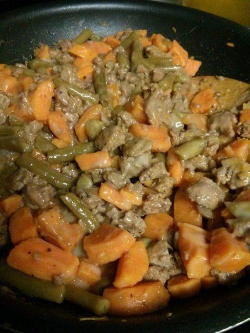 Sweet Potato Comfort Dish Recipe