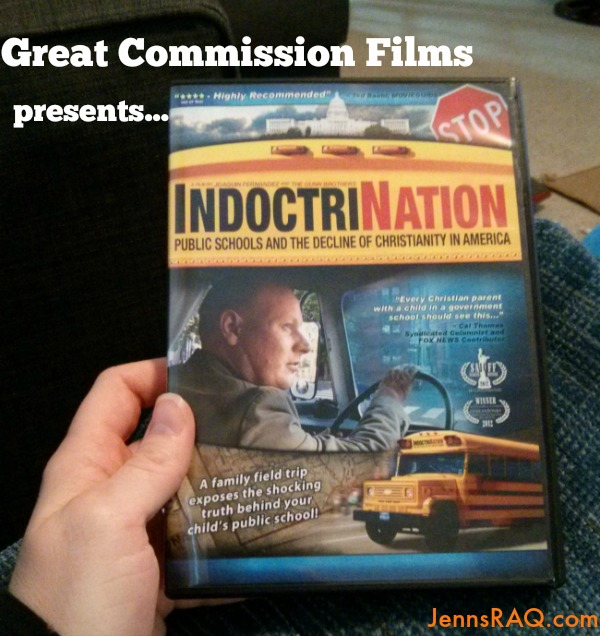 Great Commission Films presents IndoctriNation movie