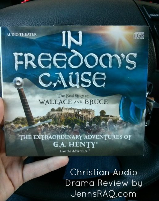 In Freedoms Cause Christian Audio Drama Review
