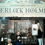 Sherlock Holmes Exhibit at the Perot Museum (and giveaway!)