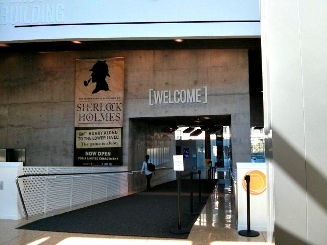 Perot Museum Sherlock Holmes Exhibit Dallas Texas