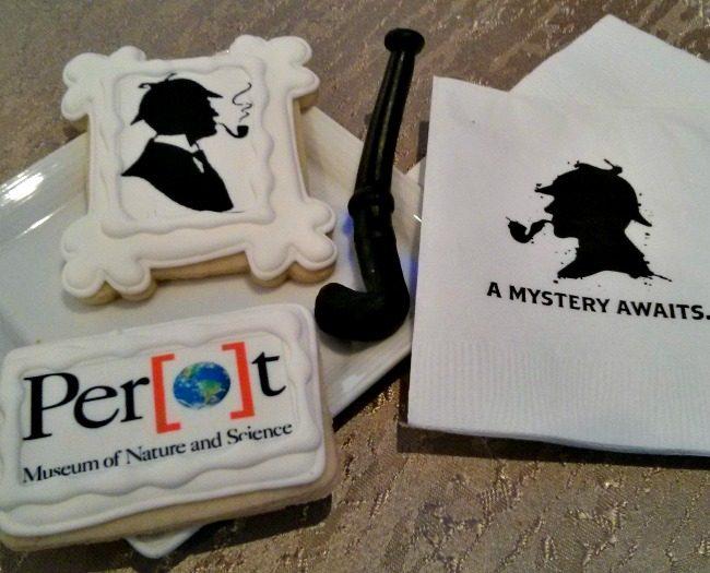 Sherlock Holmes Exhibition Perot Museum Dallas