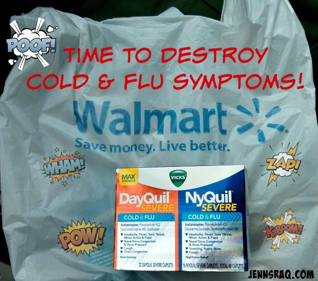 destroy cold and flu symtpoms with dayquil and nyquil severe