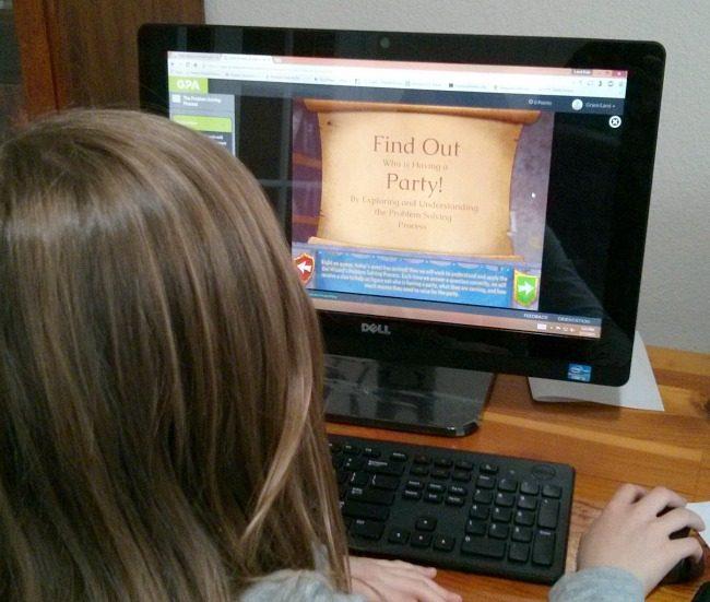 GPA LEARN MATH Rewards GPALOVEMATH Grace 4th Grade