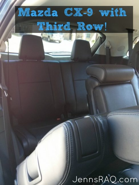 a great family suv mazda cx 9 jenn 39 s raq. Black Bedroom Furniture Sets. Home Design Ideas