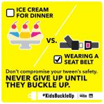 Keeping Kids Safe and Buckled Up #KidsBuckleUp (and win $100 Amazon!)
