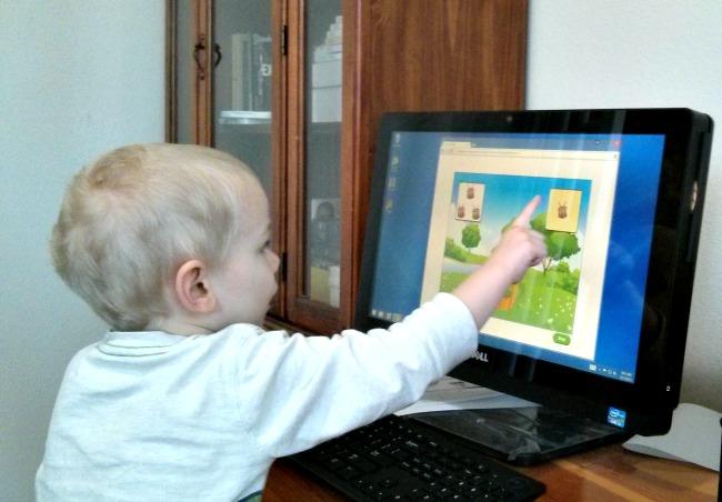 La La Logic Online Preschool Curriculum Practice 2