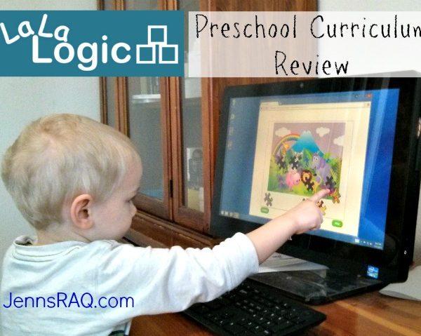 La La Logic Preschool Curriculum