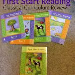 Memoria Press First Start Reading Program
