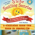 S is for Smiling Sunrise Picture Book Review
