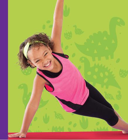 gaiam yoga for kids dvd