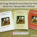 Memoria Press Famous Men of Rome Review