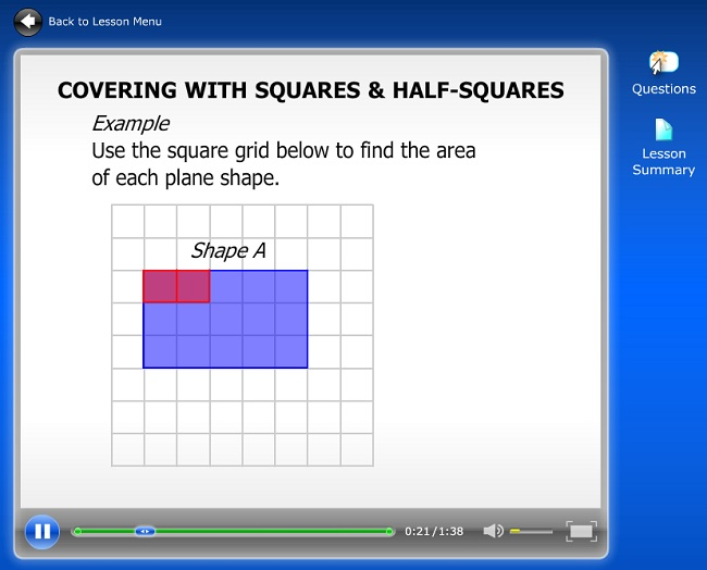 CTC Math Video Example