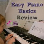 Easy Piano Basics (online piano lessons) Review