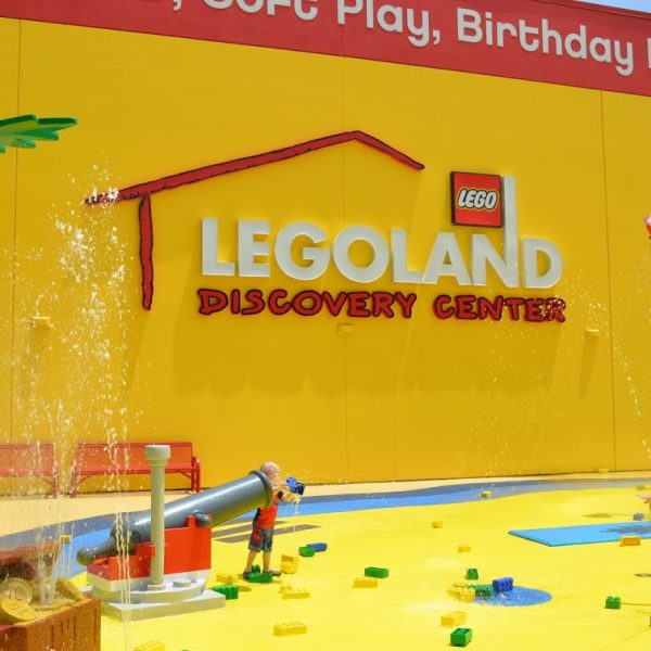 **GIVEAWAY** Pirate Beach Splash Pad at LEGOLAND Discovery Center Grapevine
