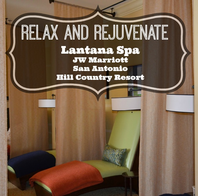 Relax and Rejuvenate at Lantana Spa at JW Marriott San Antonio Hill Country Resort