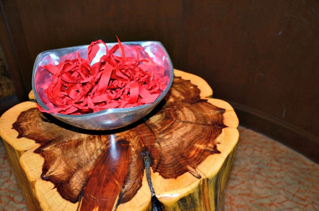 The Ritual of Los Siete Nudos at JW Marriott San Antonio Hill Country Resort Lantana Spa