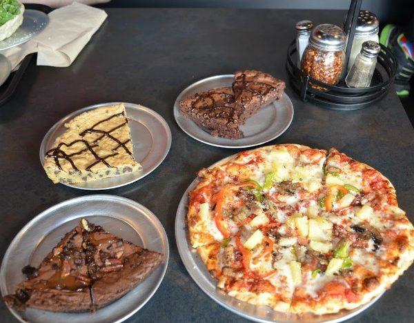 Pie Five Pizza for a Quick Bite