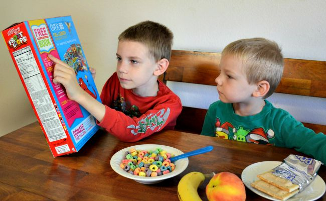Build Your Library with FREE Books from Kellogg's #Back2SchoolReady #Ad from JennsRAQ.com Check Specially Marked Packages