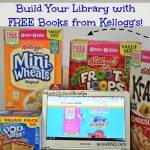 Build Your Library with FREE Books from Kellogg's!