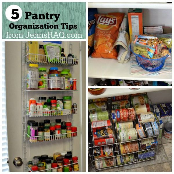 5 Pantry Organization Tips and Stocking Up at Tom Thumb with #AHugeSale