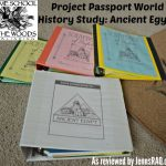 Home School in the Woods – Ancient Egypt