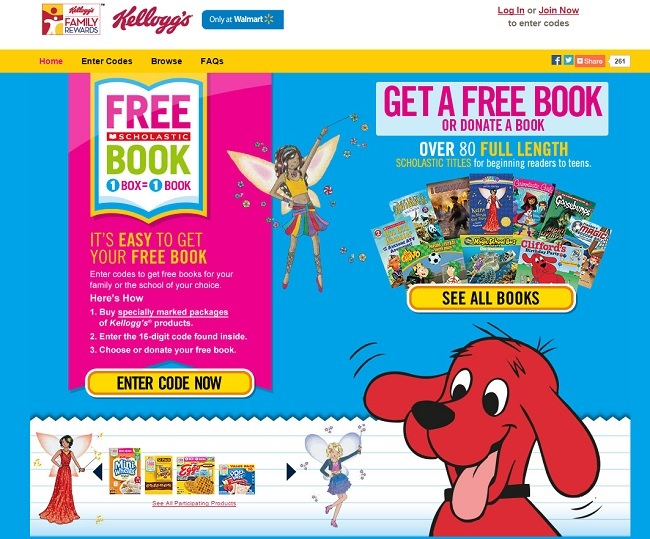 Just visit www.FreeBookOffer.com and choose Enter Code Now to get started redeeming codes for FREE books #Back2SchoolReady #Ad